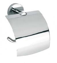 Държач за тоалетна хартия с капак Omega