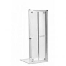 Сгъваема врата за душ кабина Geo 6