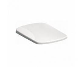 Капак за правоъгълна тоалетна чиния Nova Pro със забавено падане