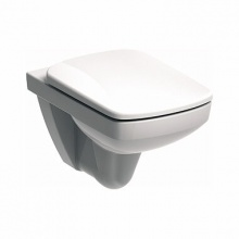 Висяща тоалетна чиния Nova Pro 53х35 см
