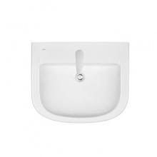Мивка за баня с отвор за батерия Primo 60x46