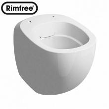 Висяща тоалетна чиния Ego Rimfree