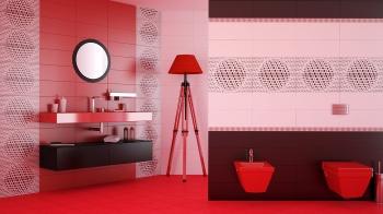 Happy Rojo and Negro 20x50