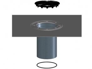 Удължител с битумен маншет и O-Ring HL8500H