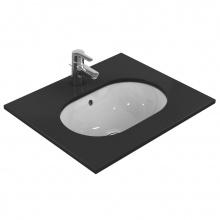 Овална мивка за вграждане под плот Connect 55x38