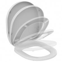 Капак за тоалетна чиния с плавно затваряне Connect Space