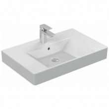 Мивка за баня с отвор за батерия Strada 81x45,5