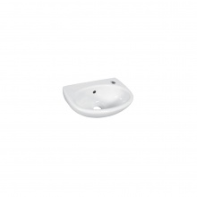 Малка мивка с десен отвор за батерия Eurovit 35x25
