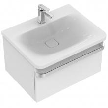 Мивка за баня с отвор за батерия Tonic II 60x49