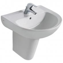 Мивка за баня с отвор за батерия Eurovit 55x45