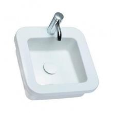 Квадратна мивка за вграждане Cocktail 45x45