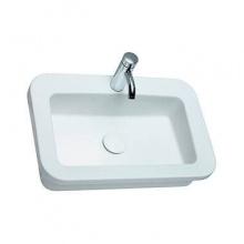 Правоъгълна мивка за вграждане Cocktail 65x42