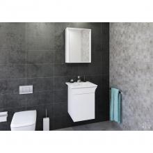 Комплект за баня Линеа 45 PVC
