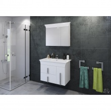 Комплект за баня Линеа 80 PVC