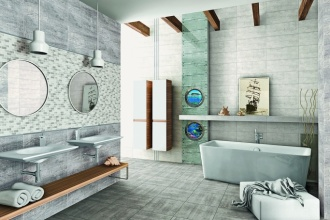 Modern Wall 25x60