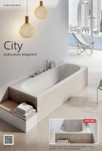 Вана City 180x80