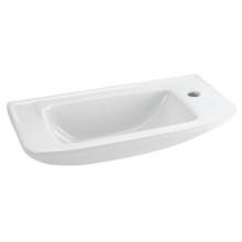Мивка за баня с отвор за батерия Ulysse Style 50x23,5