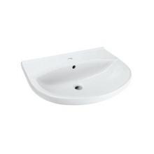 Мивка за баня с отвор за батерия Ulysse Style 60x46