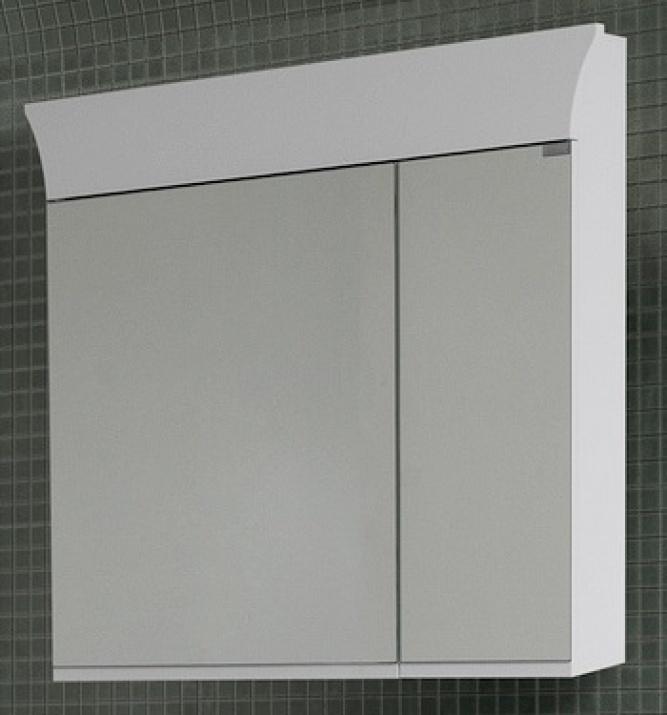Комплект за баня Линеа 80 PVC Горен шкаф за баня Линеа 80 PVC
