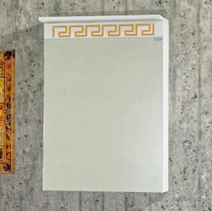 Комплект за баня Призма 50 PVC Горен шкаф за баня Призма 50 PVC