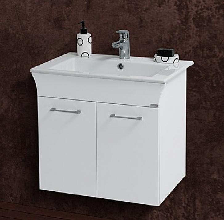 Комплект за баня Линеа 65 PVC Долен шкаф за баня Линеа 65 PVC