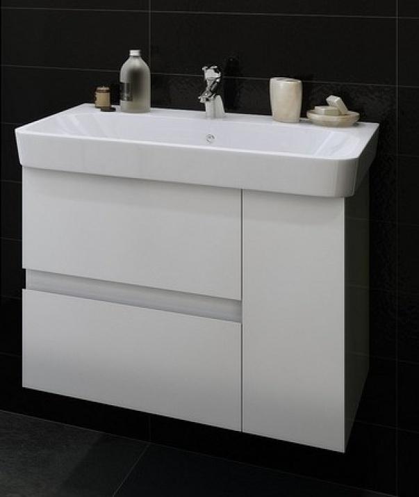 Комплект за баня Трафик 75 PVC Долен шкаф за баня Трафик 75 PVC