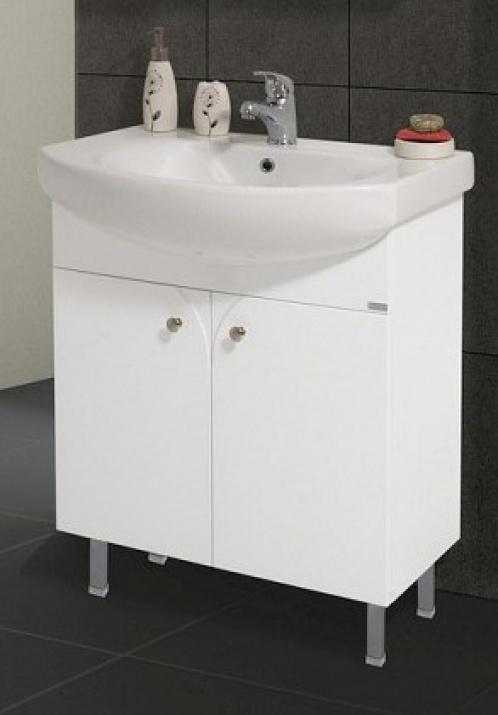 Комплект за баня Полина 70 PVC Долен шкаф за баня Полина 70 PVC