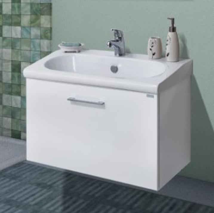 Комплект за баня Ана 72 PVC Долен шкаф за баня Ана 72 PVC
