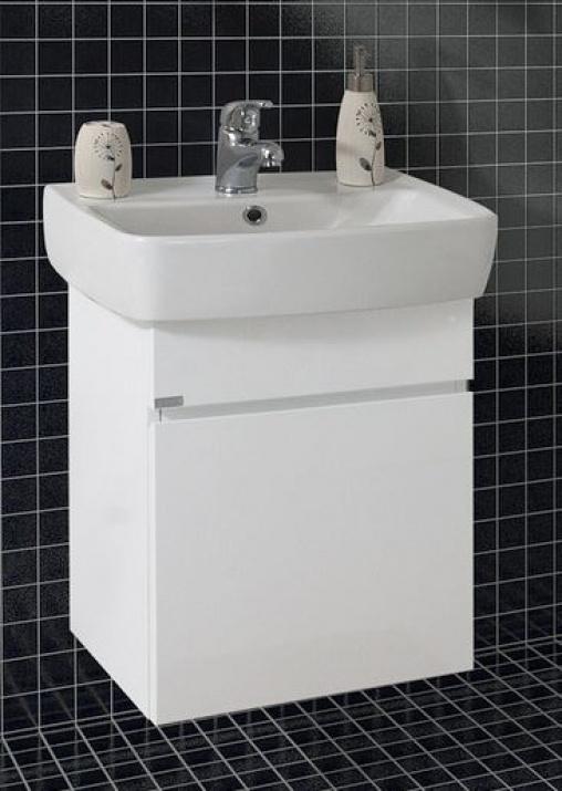 Комплект за баня Лора 50 PVC Долен шкаф за баня Лора 50 PVC