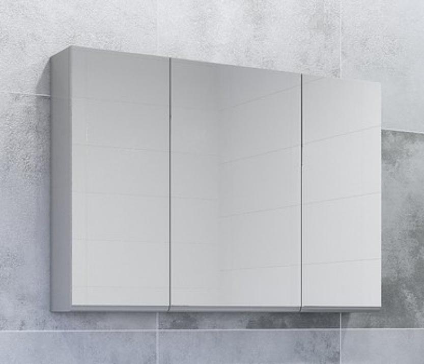Комплект за баня Сенсо 100 MDF Горен шкаф за баня Сенсо 100 MDF