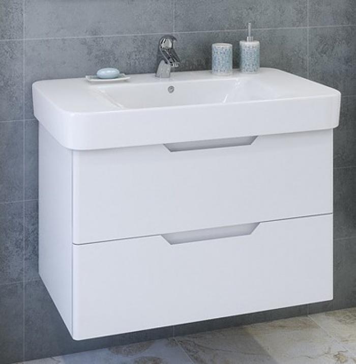 Комплект за баня Сенсо 85 MDF Долен шкаф за баня Сенсо 85 MDF