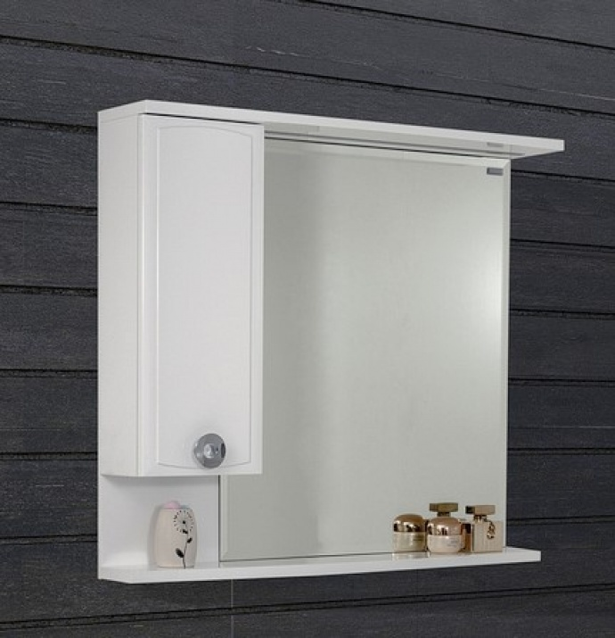 Комплект за баня Боряна 87 MDF Горен шкаф за баня Боряна 87 MDF