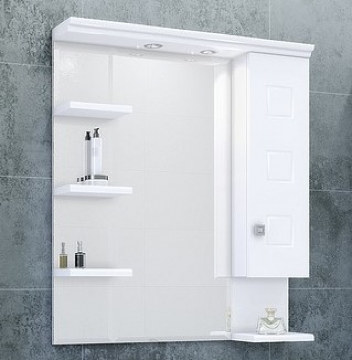 Комплект за баня Вени 75 MDF Горен шкаф за баня Вени 75 MDF
