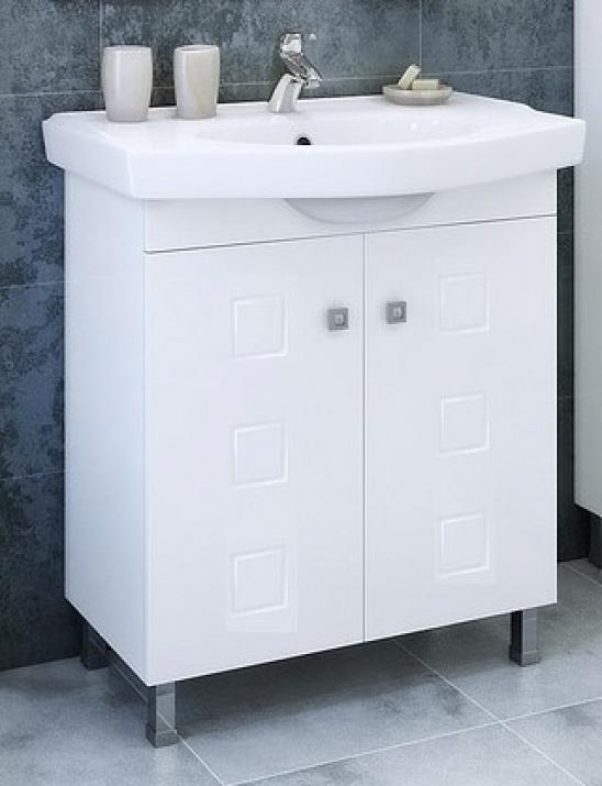 Комплект за баня Вени 75 MDF Долен шкаф за баня Вени 75 MDF