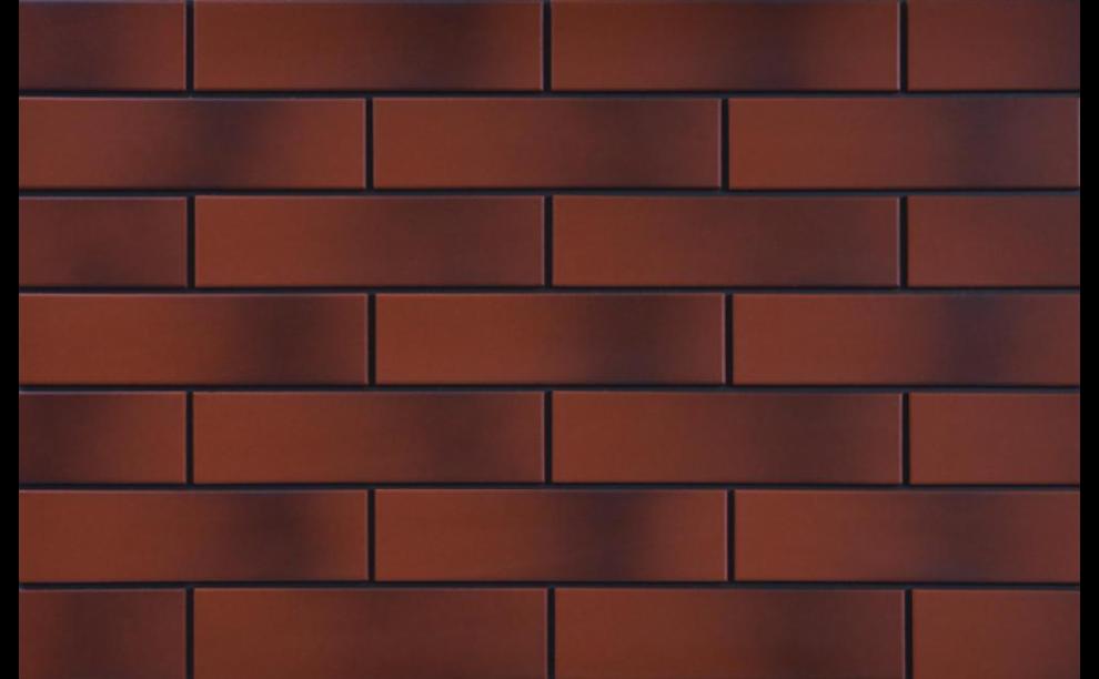 Rot Фасадна плочка с оттенък Rot 24,5x6,5x0,65