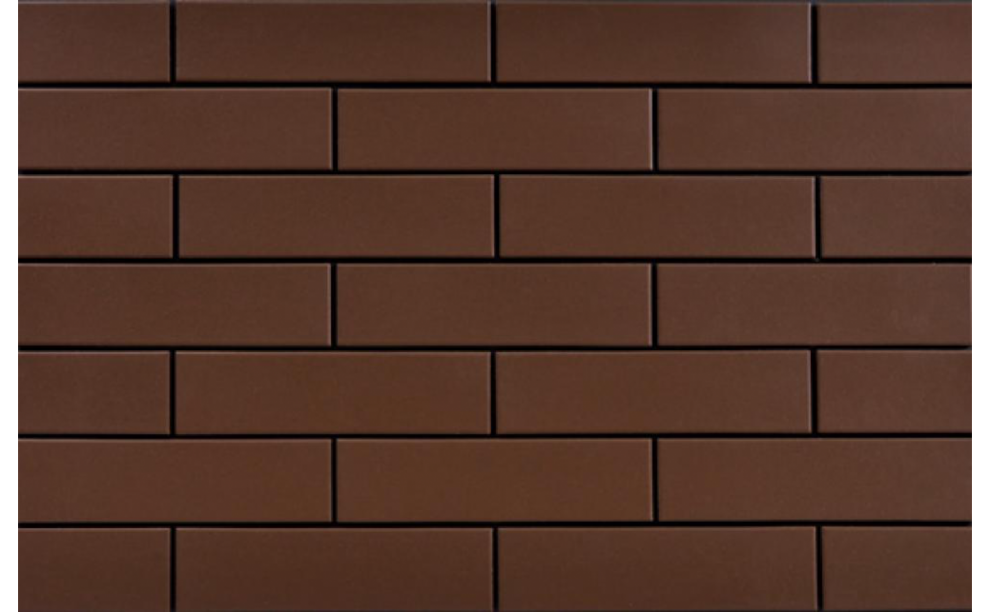 Brown Фасадна плочка Brown 24,5x6,5x0,65
