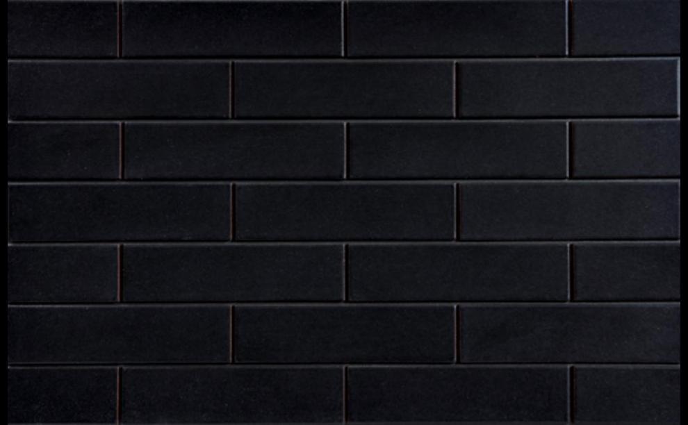 Black, Nero Фасадна плочка Black, Nero 24,5x6,5x0,65