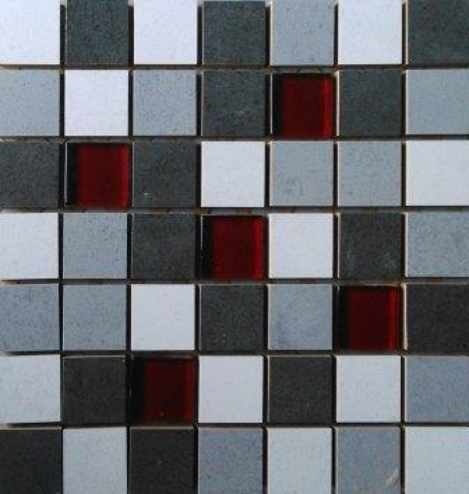 Amsterdam 20x50 Мозайка Amsterdam Mosaic B 20x20