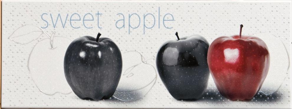 Arabella 22,5x60 Декор Arabella (Indie) Set С (ябълки) 22,5x60