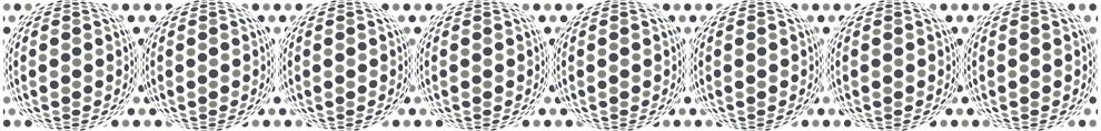 Happy Azul 20x50 Фриз Illusion Universal 5x50