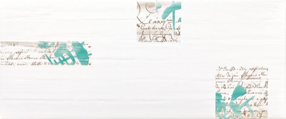 Boris 25x60 Декор Boris Letter 25x60