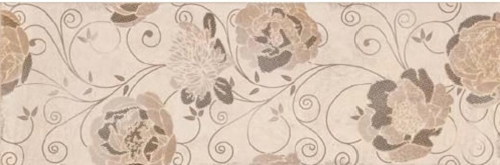 Roca Classic 25x75 Декор Roca Flower 25x75