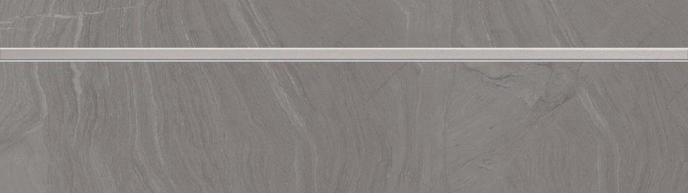 Imperial 25x90 Декор Imperial Grey 25x90