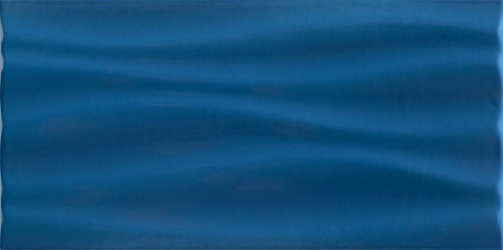Joy Blue 22,3x44,8 Фаянс Joy Blue Wave 22,3x44,8