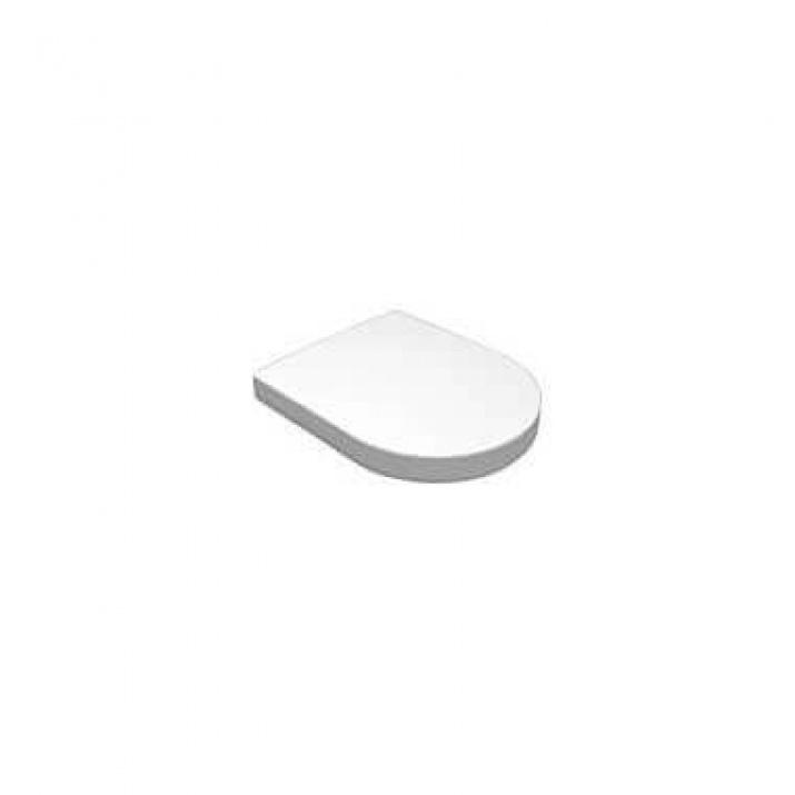 Капак за тоалетна чиния Nova Pro Junior бял