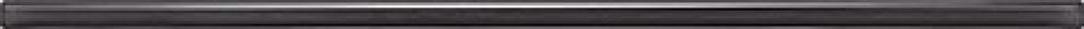 Maxima Black 22,3x44,8 Фриз L Glass Black 1x44,8