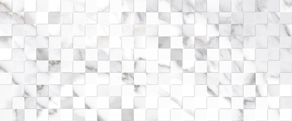 Marble 25x60 Декор Marble Carre 25x60