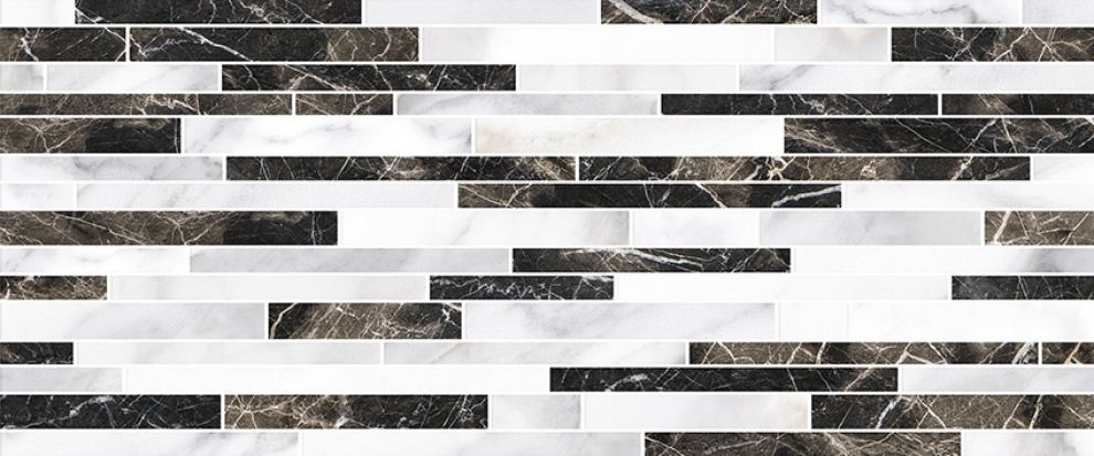 Marble 25x60 Декор Marble Lines 25x60