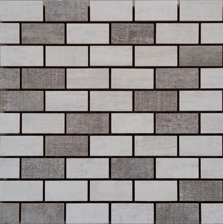 Modern Wall 25x60 Мозайка Modern Wall 25x32,5