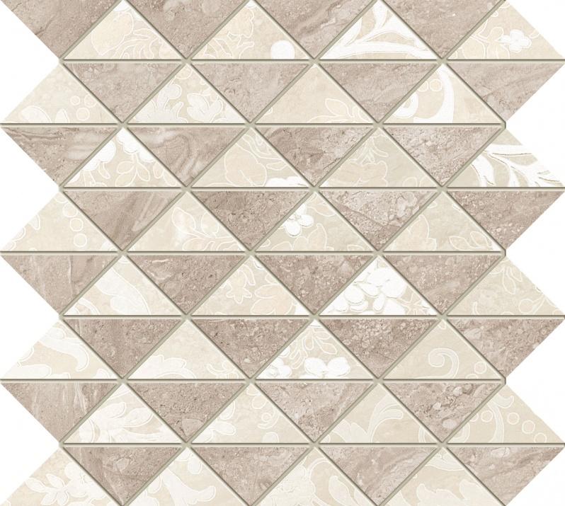 Fondo 29,8x74,8 Мозайка Fondo Graphite 29,8x29,8